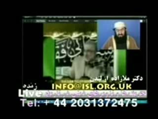 درباره ماموستا ایوب گنجی _ بررسی یک کلیپ در غلو حضرت علی