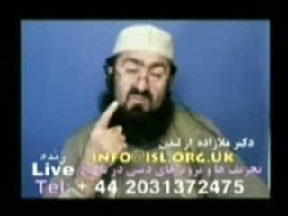 بررسی دو کلیپ از شبکه سلام _  دروغ در مورد شهادت حضرت عمر
