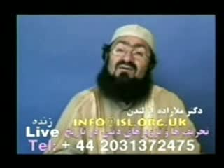 اسلام ستیزی در شبکه های تلویزیونی _ استفاد ه از مهر در نماز