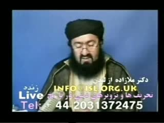 کسی که سنت پیامبر صلی الله علیه و سلم را انکار کند کافر است