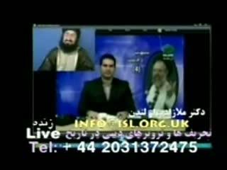 (رد دکتر ملازاده بر افترائات کانال سلام (2