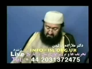 افترائات یک شیعه بر ملازاده