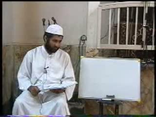 تفسیر سوره فلق وحمد(2)