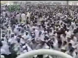 سخنرانی مولانا فضل الرحمن در ختم بخاری سال 86 (3)