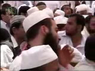 سخنرانی مولانا فضل الرحمن در ختم بخاری سال 86 (4)