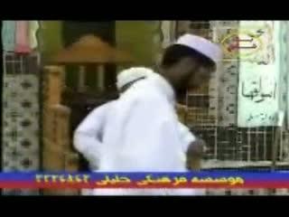 حدیث قدسی: کسی که ولی (بنده صالح) مرا اذیت کند من اعلان جنگ با او کرده ام