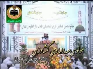 حیات و خدمات مولانا عبدالعزیز ملازاده سربازی (1)
