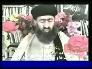 تلاوت قرآن توسط دکتر ملازاده (1)