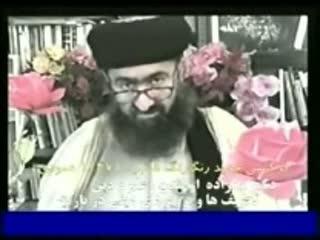 تلاوت قرآن توسط دکتر ملازاده (2)