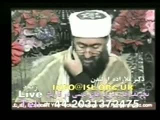 بررسی خطبه های شیطانی سید احمد خاتمی