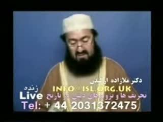 پاپوش یک خانم اطلاعاتی برای شیخ پردل_ اهانت به حضرت عیسی