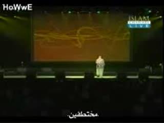Preacher Converts to Islam (Arabic Subtitle)