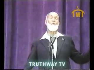 هل الانجیل کلمة الله - احمد دیدات و جیمی سواغرت - 5-13