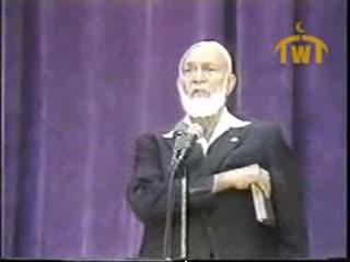 هل الانجیل کلمة الله - احمد دیدات و جیمی سواغرت - 7-13