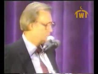 هل الانجیل کلمة الله - احمد دیدات و جیمی سواغرت - 9-13