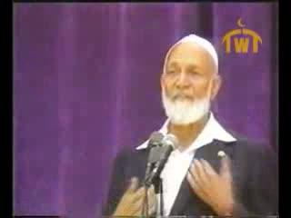 هل الانجیل کلمة الله - احمد دیدات و جیمی سواغرت - 11-13