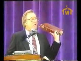 هل الانجیل کلمة الله - احمد دیدات و جیمی سواغرت - 13-13