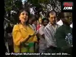Abdur Raheem Green Dawah im Londoner Hyde Park Deutsch Teil 18-28