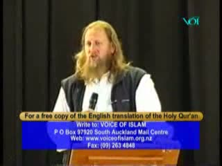 How I came to Islam Abdurraheem Green 6-6