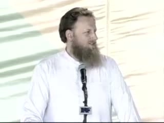 Islam at the crossroads- Abdur Raheem Green 1-7