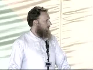 Islam at the crossroads- Abdur Raheem Green 2-7