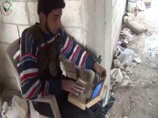 اختراع جوان سوری