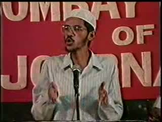 Dr. Zakir Naik - Press Debate - CD01-04