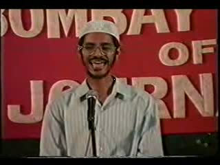 Dr. Zakir Naik - Press Debate - CD02-00