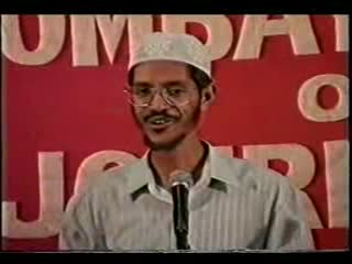 Dr. Zakir Naik - Press Debate - CD02-01