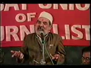Dr. Zakir Naik - Press Debate - CD02-05