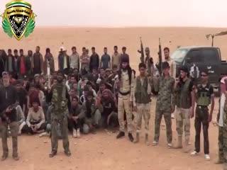 جدایی 200 سرباز از ارتش اسد
