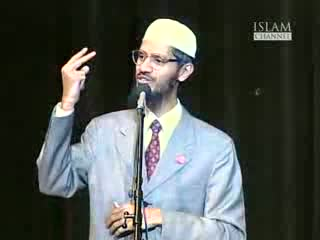 Qur'aan and the Bible in the light of science - Dr. Zakir Naik vs Dr. William Campbell Part-2-15