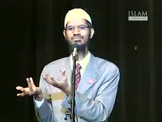 Qur'aan and the Bible in the light of science - Dr. Zakir Naik vs Dr. William Campbell Part-4-15
