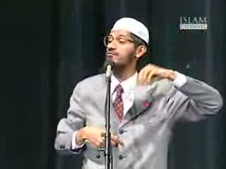Qur'aan and the Bible in the light of science - Dr. Zakir Naik vs Dr. William Campbell Part-15-15