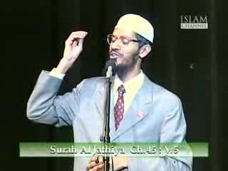 Dr Zakir Naik Vs Dr William Cambell Part2 ( 2 of 7 )