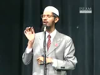 Dr Zakir Naik Vs Dr William Cambell Part4 ( 3 of 6 )