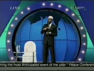 Dr. Zakir Naik - Peace Conference 2007 - Is Qur'an God's Word  Part 2-21
