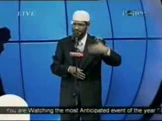 Dr. Zakir Naik - Peace Conference 2007 - Is Qur'an God's Word  Part 6-21
