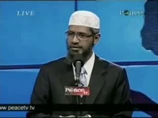 Dr. Zakir Naik - Peace Conference 2007 - Is Qur'an God's Word  Part 10-21