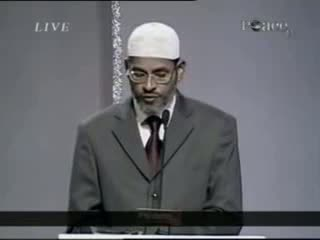 Dr. Zakir Naik - Peace Conference 2007 - Is Qur'an God's Word  Part 12-21