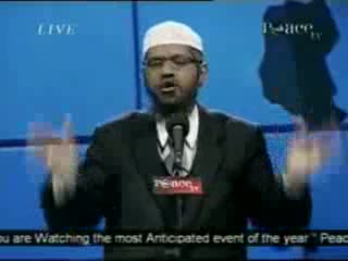 Dr. Zakir Naik - Peace Conference 2007 - Is Qur'an God's Word  Part 13-21