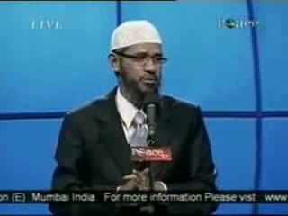Dr. Zakir Naik - Peace Conference 2007 - Is Qur'an God's Word  Part 14-21