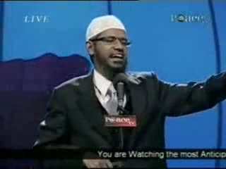 Dr. Zakir Naik - Peace Conference 2007 - Is Qur'an God's Word  Part 15-21