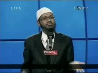 Dr. Zakir Naik - Peace Conference 2007 - Is Qur'an God's Word  Part 17-21