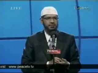 Dr. Zakir Naik - Peace Conference 2007 - Is Qur'an God's Word  Part 19-21