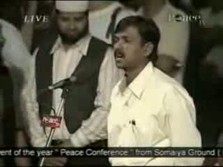 Dr. Zakir Naik - Peace Conference 2007 - Is Qur'an God's Word  Part 20-21