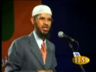 Dr. Zakir Naik on Sectarianism Part 2-2