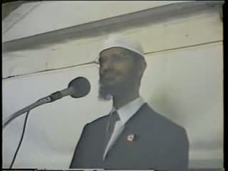 How Deedat Made Me Daaee - Dr.  Zakir Naik Part 2-7