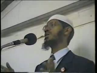 How Deedat Made Me Daaee - Dr. Zakir Naik Part 3-7
