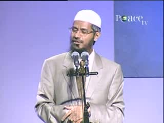 Media And Islam War Or Peace - Dr. Zakir Naik Part 5-22